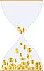 Время-деньги | Векторный клипарт