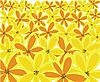 gelb floral background