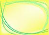 abstrakte gelben Hintergrund
