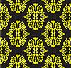 ID 3133578 | Gelbes nahtloses florales Muster | Stock Vektorgrafik | CLIPARTO