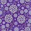 ID 3124422 | Floral oriental szwu | Klipart wektorowy | KLIPARTO