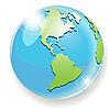 地球地球 | 向量插图