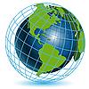 地球 | 向量插图