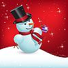 ID 3103615 | Snowman | Klipart wektorowy | KLIPARTO