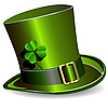 Vektor Cliparts: St. Patrick `s Day Hut