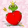 Frosch-Prinzessin