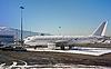 ID 3098169 | Airbus am internationalen Flughafen von Sofia, Bulgarien | Foto mit hoher Auflösung | CLIPARTO