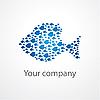 Logo von Fischen