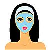 Spa-Maske