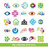 Big collection Symbole