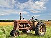 ID 3166536 | Старинный трактор | Фото большого размера | CLIPARTO