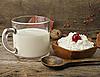 ID 3180987 | Milch und Quark | Foto mit hoher Auflösung | CLIPARTO