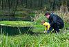 ID 3104657 | Vater und Sohn am Fluss | Foto mit hoher Auflösung | CLIPARTO