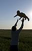 Dziecko nieba | Stock Foto