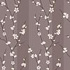 Nahtloses Muster mit Sakura-Zweigen | Stock Vektrografik