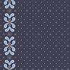Rocznika bezszwowe tle kwiatów | Stock Vector Graphics