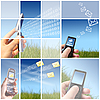 ID 3107320 | Kommunikation Konzept | Foto mit hoher Auflösung | CLIPARTO