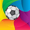 Fußball | Stock Vektrografik