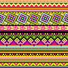 Lateinamerikanisches Muster | Stock Vektrografik