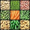 ID 3350994 | Nüsse und Gemüse | Foto mit hoher Auflösung | CLIPARTO