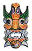 ID 3109114 | Chiński smok maska | Foto stockowe wysokiej rozdzielczości | KLIPARTO