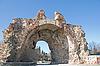 ID 3109361 | Głównej bramy twierdzy ścianie w Hissar, Bułgarii | Foto stockowe wysokiej rozdzielczości | KLIPARTO