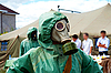 ID 3110260 | 气体面罩的士兵 | 高分辨率照片 | CLIPARTO