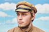 ID 3168339 | Porträt Soldat im Retro-Stil | Foto mit hoher Auflösung | CLIPARTO