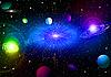 ID 3112742 | Sterne, Planeten und Galaxien | Illustration mit hoher Auflösung | CLIPARTO