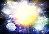ID 3112750 | 별과 행성 추상적 인 공간 배경 | 높은 해상도 그림 | CLIPARTO