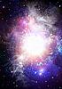 Estrellas, planetas y galaxias | Ilustración