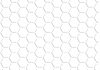 Abstract background of honeycombs | Stock Illustration