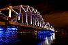 ID 3114250 | Eisenbahnbrücke in Riga | Foto mit hoher Auflösung | CLIPARTO