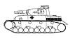 Tank Silhouette