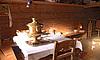 ID 3248209 | Alter Samowar im Holzhaus | Foto mit hoher Auflösung | CLIPARTO