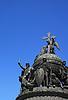 ID 3248678 | Denkmal der Jahrtausendwende nach Russland im Groß-Nowgorod | Foto mit hoher Auflösung | CLIPARTO