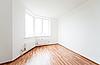 Leeren Raum mit Fenster | Stock Foto