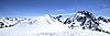 Panorama von Kaukasus | Stock Foto