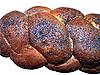Chleb z maku | Stock Foto