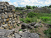 Ruins of the ancient city of Chersonesus | Stock Foto