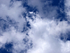 Sky with clouds | Stock Foto