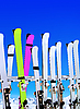 스키 리조트 | Stock Foto