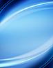 Blauer abstrakter Hintergrund | Stock Photo