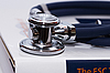 Stetoskop i książki medyczne | Stock Foto