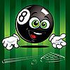 ID 3125978 | Funny Ball Pool | Klipart wektorowy | KLIPARTO