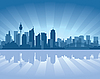 Skyline von Sydney