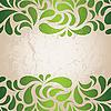 ID 3182220 | Zielona tapeta | Klipart wektorowy | KLIPARTO