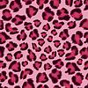 Nahtlose rosa Leoparden-Textur