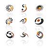 로고 디자인 요소 | Stock Vector Graphics