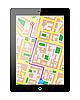 ID 3207906 | Tablet PC z GPS | Klipart wektorowy | KLIPARTO